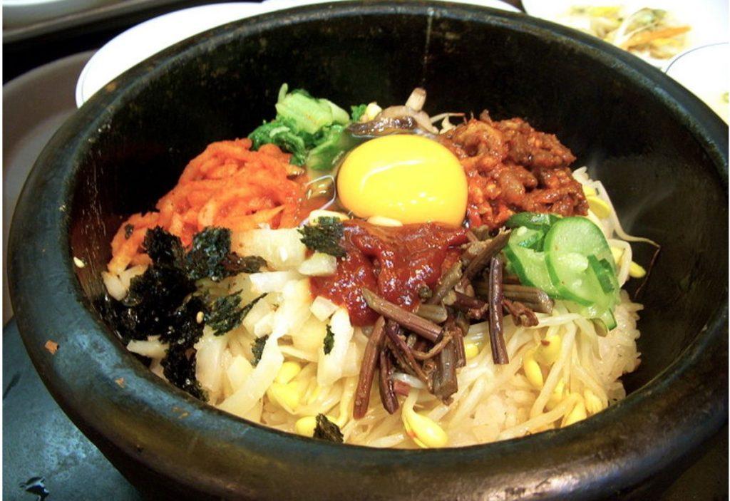 Bibimbap Makanan Korea Halal