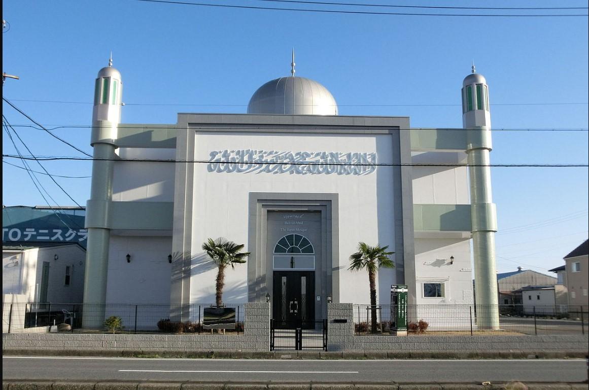 Masjid Baitul Ahad di Jepang